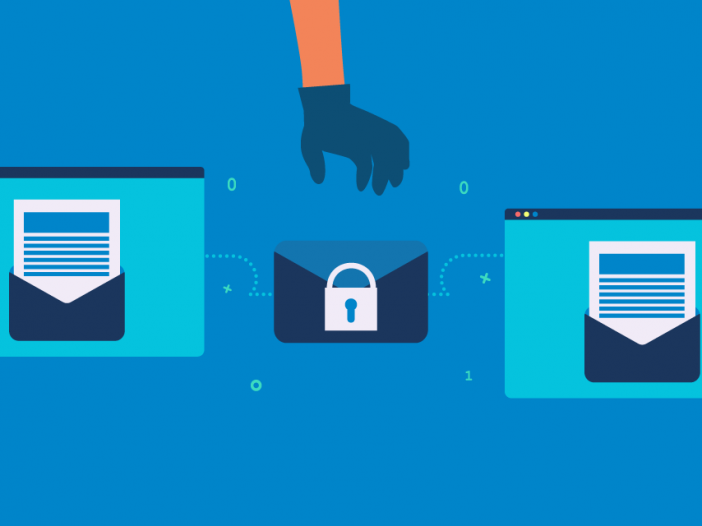 Seguridad en envios de e-mail